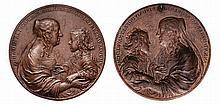 Renaissance Medals and Plaquettes -  *France, Loui