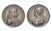 British -  *Charles II, Marriage of Mary and Willi