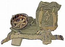 WWII ERA JUMPSUIT WITH ACCESSORIES