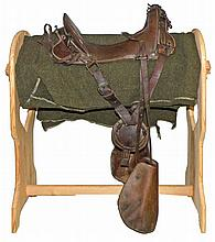 WW1 McCLELLAN SADDLE