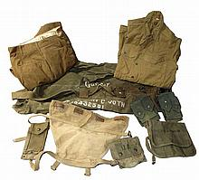 DUFFLE BAG - STAFF SGT. ROBERT C. VOTH