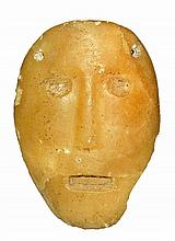 SCARCE PRE COLUMBIAN CHONTAL MASK