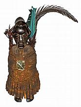 BAKONGO FETISH FIGURE