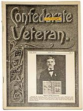 COPY OF THE CONFEDERATE VETERAN MAGAZINE