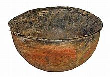 PREHISTORIC ANASAZI COOKING BOWL