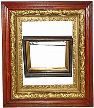 TWO VICTORIAN FRAMES