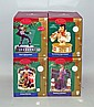 FOUR BOXED ELVIS PRESLEY ORNAMENTS