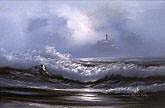 ROAL ENGLISH (Canadian 20th Century) Sea Swell
