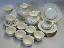 Royal Doulton Teaware Selection Fairfax pattern to