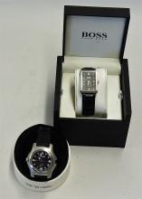 2x Modern Wristwatches to include Hugo Boss and an