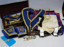 Masonic Accessories to include South Wales Western