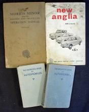 Automobile Book Selection to include ?The Observer