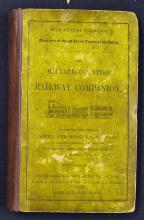 Railway 1840 The Midland Counties Railway Companio