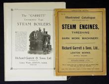 Automotive Traction Engine Publication c.1900 to i