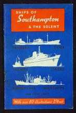 Maritime 1953 Ships of Southampton & The Solent Pu