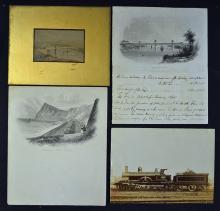 Selection of Interesting Railway Ephemera to inclu