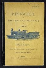 Railway Kinnaber or The Great Railway Race of 1895