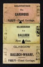 Railway c.1860-70s Collection of Scottish Railway