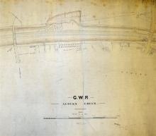 Railway Great Western Railway Acocks Green Railway