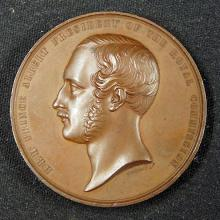 Crystal Palace Exhibition 1851 Exhibitors Medallio