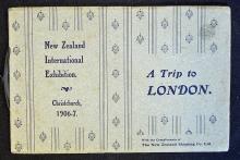 New Zealand International Exhibition 1906-7 ?A Tri