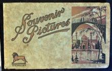 British Empire Exhibition 1925 Souvenir Pictures A