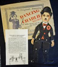 Charlie Chaplin c.1920-30s. ?The Original Dancing