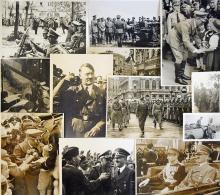 A Large selection of Original Photographs of Adolf