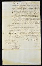 18th and 19th Century Indenture Selection to inclu