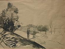 John Stanton Ward RA; R.W.S. 1917-2007 Victoria Br