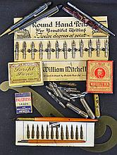 Drawing/Writing Selection of William Mitchell Pen
