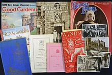 Royalty Selection Magazines^ Programmes^ and Postc