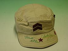 Martin/Charlie Sheen Memorabilia. A Kurtz Legion t