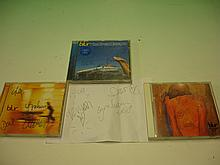 Blur. Three CDs^ Blur; The Great Escape; and Blur