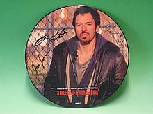 Bruce Springsteen. A ?Streets of Philadelphia? lim