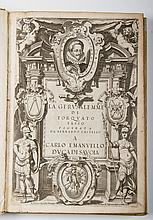 La Gerusalemme Di Torquato Tasso Borghese Book