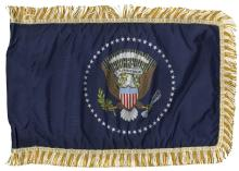 U.S. Presidential Automobile Limousine Flag