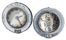 Duchess of Windsor Personally Owned Fob Watch by Swiss Maker Cord -- Inscribed ''Wallis Easter 28-III-37'' -- An Easter They Were Forced to Spend Apart Before Their Marriage