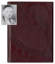 Even The First Person To Step On The Moon Had To First Survive High School - Neil Armstrong High School Yearbook From 1946 -- Including 6 Photos Of Armstrong As A Teenager