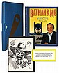 Limited Edition of Bob Kane's ''Batman & Me'' -- Includes Hand-Drawn Signed Sketch of Joker
