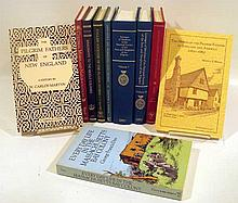 10V Massachusetts Bay Maryland HISTORY OF AMERICAN COLONIES AND PILGRIMS Court Records Ancestral Roots English Ancestry Lineages New England Land Office Immigrants Illustrated Decorative