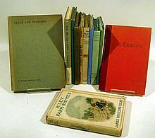 11V James Whitcomb Riley Euripides VINTAGE AND ANTIQUE POETRY Eumenidies Aeschylus Ion Signed Fowler Norris Dole
