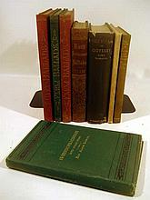 8V Will Carleton Alexander Pope DECORATIVE ANTIQUE POETRY Armon Spencer Toiling Of Felix Henry Van Dyke Ballads Charles Leland Complete Greenland's Icy Mountains Reginald Heber Iliad Odyssey Farm City Frontispiece