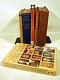 6V Larisch Stembridge Portrait  Coulton Medieval Garner VINTAGE & ANTIQUE CANADIAN & EUROPEAN HISTORY  Prime Ministers Joseph Greene