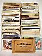 165 Pc. Vintage & Antique POSTCARDS Unique Real Photo RPPCs Military Battleships Ocean Liner Lithuania Centralia PA Riviera Coney Island Holiday