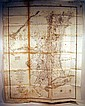 Claude Joseph Sauthier ANTIQUE REVOLUTIONARY WAR MAP OF NEW YORK 1849 Landmark Cartography David Vaughan Land Grants Hudson Valley Long Island