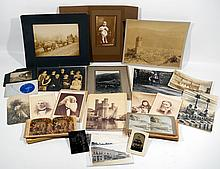 35Pcs Stereoviews ANTIQUE PHOTOGRAPHY Yosemite Tintypes Railroad Mining Industry Niagara Falls Europe United States Parks Military Cabinet Cards Postcards Children Michigan Bicycles Finland