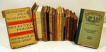 19V Author Signed VINTAGE & ANTIQUE POETRY First Editions Dust Jackets Pan Erotica JAPM