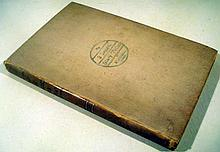 Adelaide Skeel MY THREE-LEGGED STORY TELLER 1892 First Edition Antique Photography Stories American Literature Vassar Decorative Binding