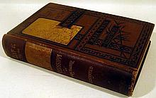 Mark Twain LIFE ON THE MISSISSIPPI 1883 First State Classic American Novel With 1st Printing Of Suppressed Chapter Laid In & Letter